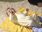 6ヶ月以下の赤ちゃんにオススメのコミュニケーション遊びも収録